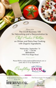 Do you like to get together for delicious food, free drinks and great networking?