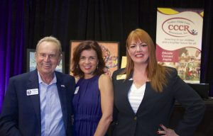 "Over $98,000 raised from ""Big Impressions by Little Artists"" event for CCCR"