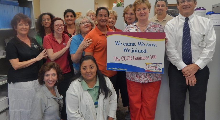 "Businesses support ""CCCR Business 100"""