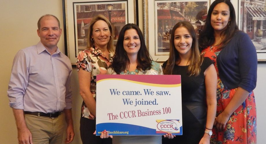 Nine added to the CCCR Business 100!