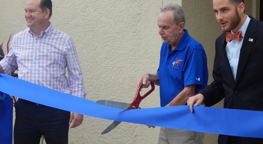 Ribbon Cutting for Little Wonders