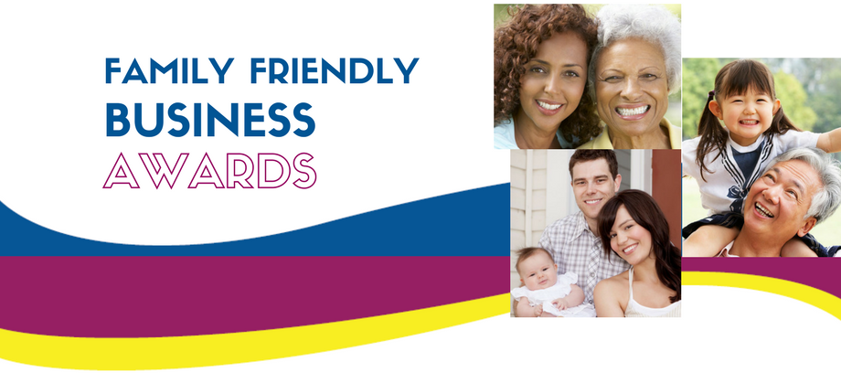 RESCHEDULED – Family Friendly Business Awards