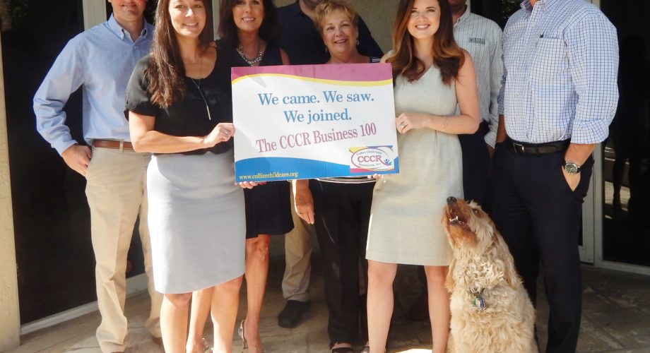 8 new businesses join CCCR Business 100!