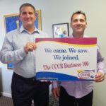 Ten businesses join the CCCR Business 100