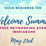 Free Networking Event May 23rd