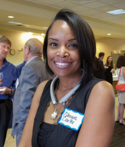 Glennis Carter joins the CCCR Board of Directors