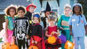 Trade in your extra Halloween Candy for Cash