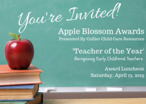 Buy Your Tickets Now for the 2019 Apple Blossom Awards!