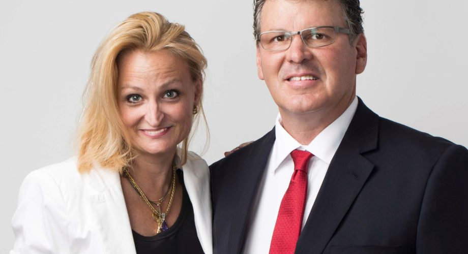 CCCR has named  Amanda and Stephen Jaron as Co-chairs of its Signature Fundraising Gala