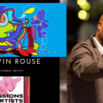 Meet the Featured Artist, Marvin Rouse