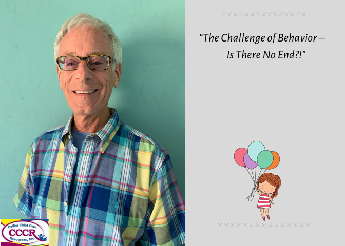 Ron Davis Coming to Naples to Offer Relief to Parents and Teachers of Children with Challenging Behaviors