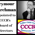 Meet Seymour Burchman, CCCR's Newest Board Member