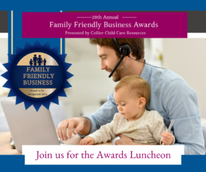 Join us for the Family Friendly Business Awards Luncheon