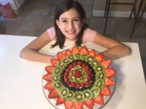Former CCCR Student, A Promising Entrepreneur at Age 11