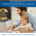 Apply for the Family Friendly Business Award!