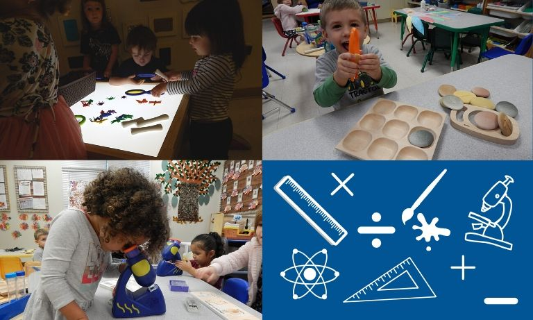 The Sample Foundation grants CCCR $10,000 for STEAM Supplies